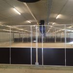 Ivy Farm – Tailor-made partitions for Rearing units